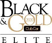 Colorado Golf and Turf - Black and Gold Elite