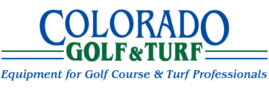 Colorado Golf and Turf - Equipment for golf course and turf professionals