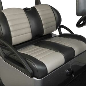 Buy Club Car Accessories - Colorado Golf & Turf - Onward Premium Seat Color Black and Grey