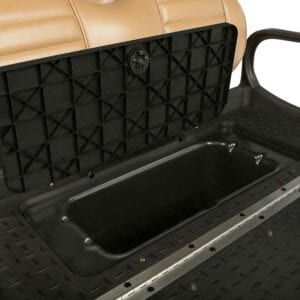 Buy Club Car Accessories - Colorado Golf & Turf - Onward Rear Flip Seat Storage