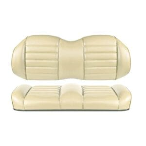 Buy Club Car Accessories - Colorado Golf & Turf - TE Premium Seat Color Off White